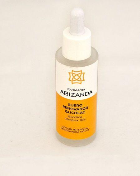 Suero Renovador Glicolac  Abizanda 30 ml