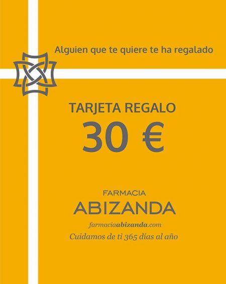 Tarjeta Regalo Abizanda 30 €