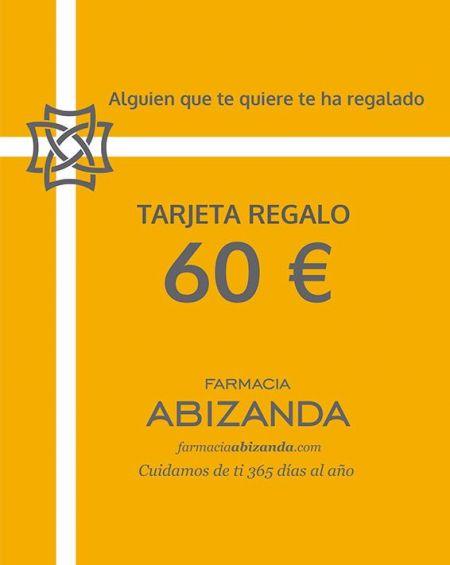 Tarjeta Regalo Abizanda 60 €