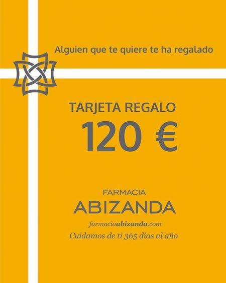 Tarjeta Regalo Abizanda 120 €
