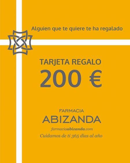 Tarjeta Regalo Abizanda 200 €