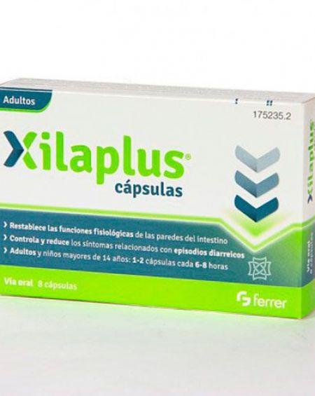Xilaplus 8 cápsulas de Ferrer