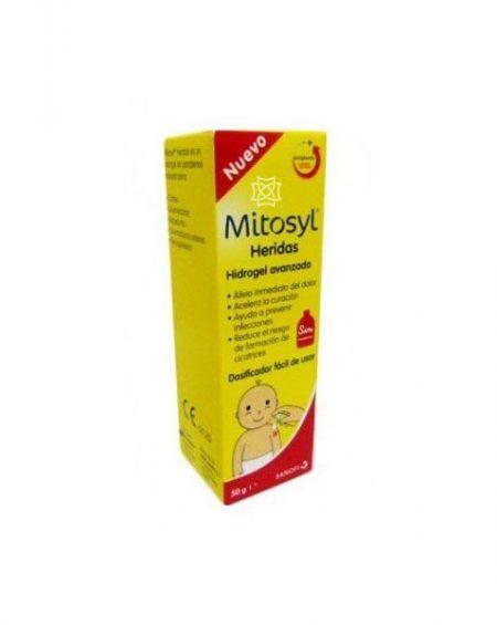 Mitosyl Heridas Hidrogel 50 gr