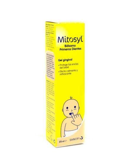 Mitosyl Bálsamo Primeros Dientes 25 ml