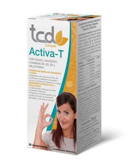TCD Activa-T 60 comprimidos de Tcuida