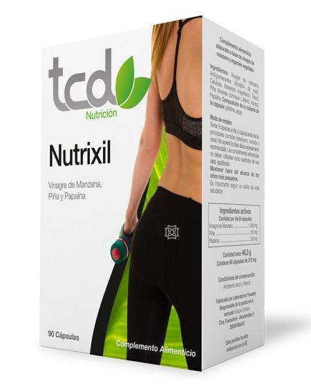 TCD Nutrixil 90 cápsulas de Tcuida