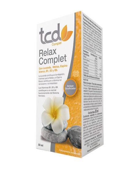 TCD Relax Complet 50 ml de Tcuida