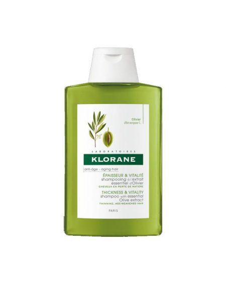 Champú de extracto de olivo 400 ml de Klorane