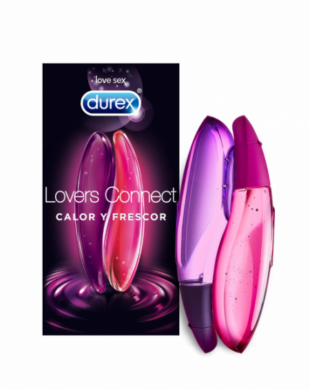 Lovers Connect Calor y Frescor 2x60 ml