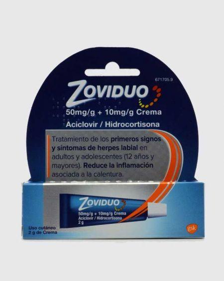 Zoviduo labial 2 gr