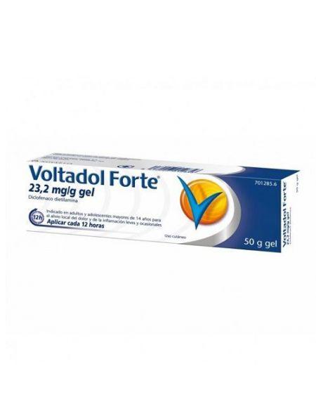 Voltadol Forte 23.2 MG/G GEL TOPICO 100 G