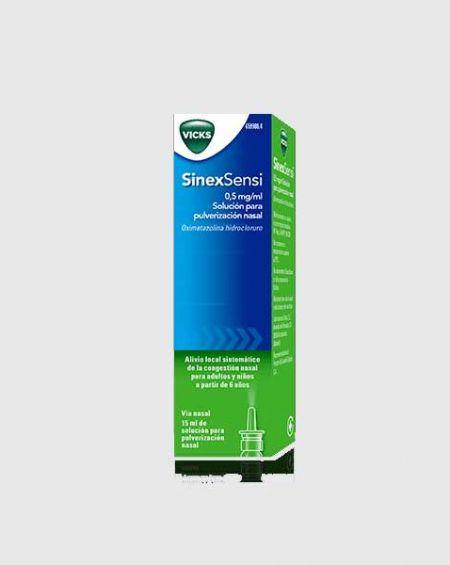 Sinexsensi nebulizador nasal 15 ml