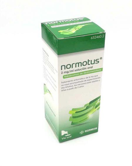 NORMOTUS 2 mg/ml solución oral