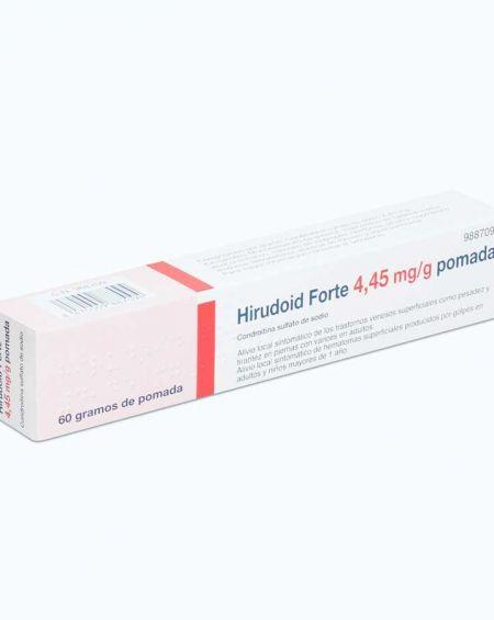 HIRUDOID FORTE 4,45 mg/g POMADA
