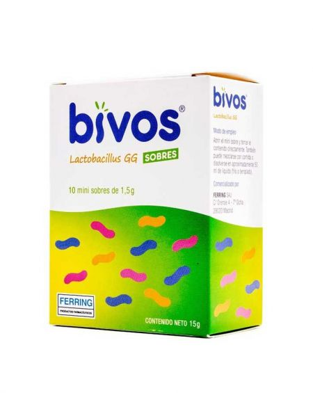 Bivos 10 Minisobres 1.5 G