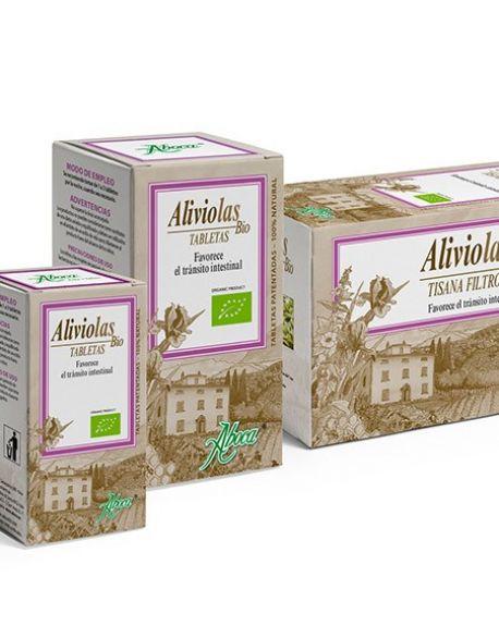 Aliviolas Bio 45 tabletas de Aboca