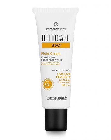 HELIOCARE 360º Fluid Cream SPF 50+PROTECTOR SOLAR 50 ML