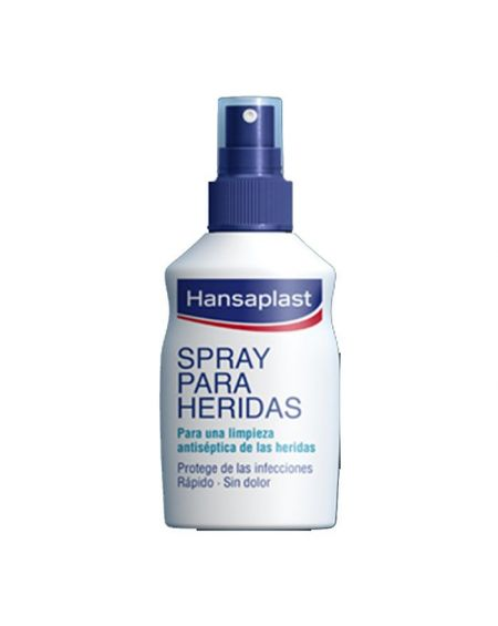 Hansaplast Spray para Heridas 100 ml