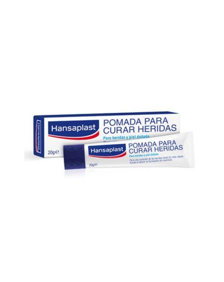 Hansaplast Pomada para Curar Heridas 20 gr