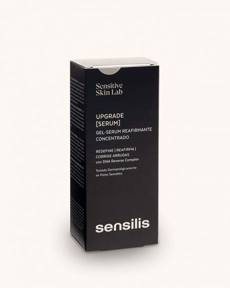Upgrade gel - sérum  reafirmante concentrado de Sensilis