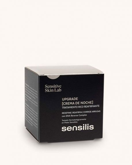 Upgrade crema de noche Firming Rich Treatment de Sensilis