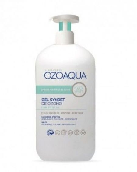 Ozobaby Gel Syndet de Ozono 500 Ml