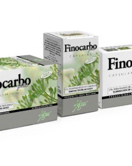 Finocarbo Plus 20 cápsulas de Aboca