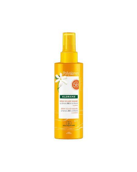Polysianes spray Solar Sublime al monoï  SPF 50
