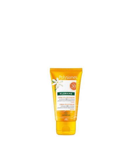 Polysianes Crema Sublimadora Solar de Rostro SPF 30 50 ml