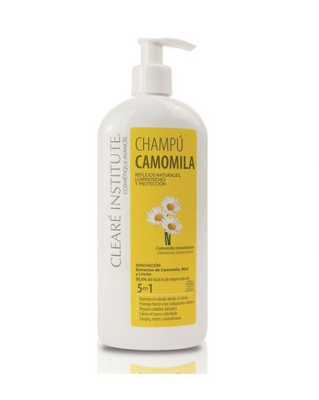 Champú Camomila de Cleare Institute - 400 ml