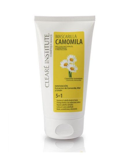 Mascarilla Camomila - Cleare Institute - 150 ml.