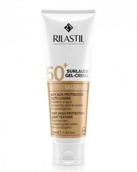 Sunlaude FPS 50 gel crema fotoprotección facial de rilastil cumlaude
