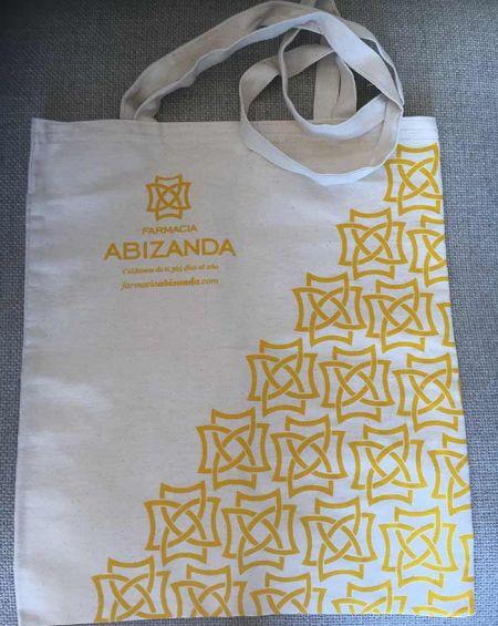 Tote Bag  Abizanda Bolsa de tela reutilizable