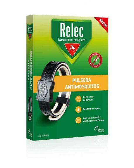 Relec Pulsera Antimosquitos Adultos