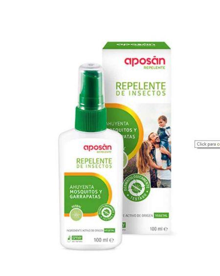 Aposan Repelente de Insectos 100 ml