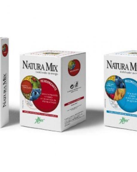 Natura Mix reconstituyente en sobres de Aboca