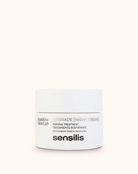 Upgrade Night Cream Firming Treatment crema de noche de Sensilis