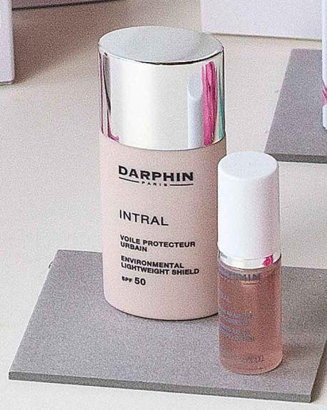 Darphin Intral Escudo protector SPF 50 30 ml + Muestra Serum Intral 5 ml
