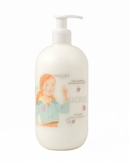 Maube Beauty Crema hidratante Sigrid 500 ml
