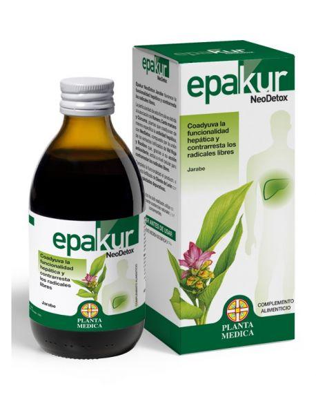 Epakur Neotedos jarabe de Plantas Medicinales Aboca