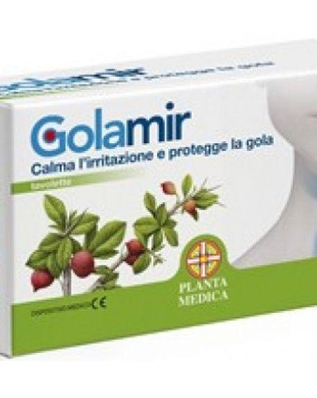 Golamir tabletas de Planta Médica Aboca