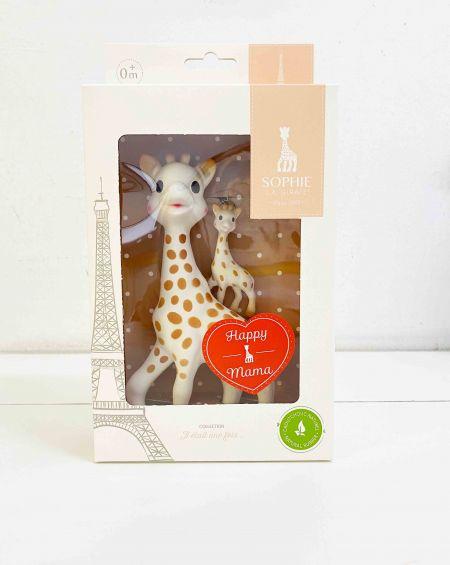 Sophie La Girafe + Llavero Un Juguete Único para el Bebé
