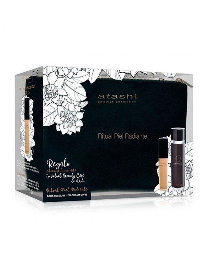 Atashi® Cellular Cosmetics DD cream nude skin SPF15