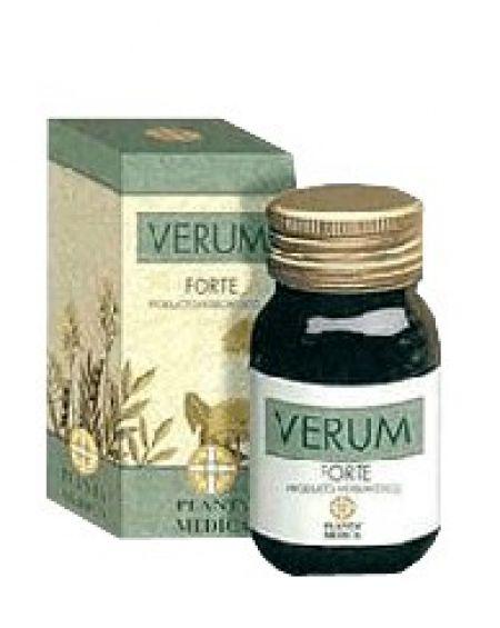 Verum forte 80 comprimidos de Planta Médica Aboca