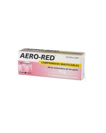 Aero-red 40 mg 30 comprimidos masticables