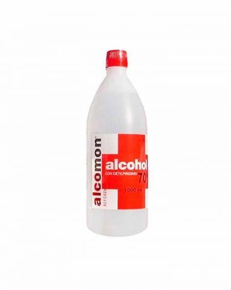 Alcomon reforzado 70º solución cutánea 1000 ml