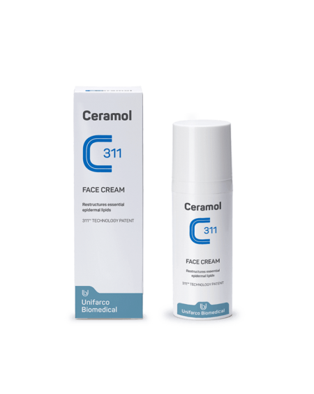 Ceramol 311 Crema Facial 50 ml