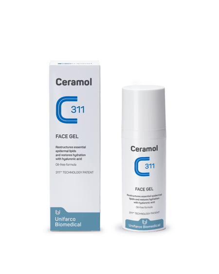 Ceramol 311 Gel Facial 50 ml