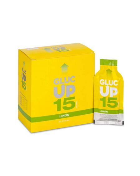Gluc Up 15 gr 20 sticks de 15 ml