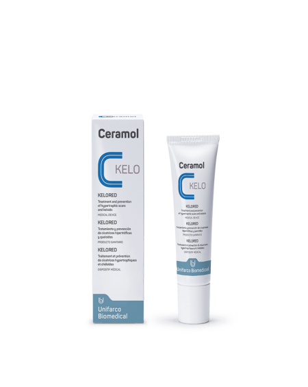 Ceramol Kelored cicatrices 30 ml